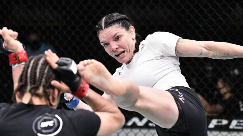 Lauren Murphy espera capturar el oro en UFC 266.