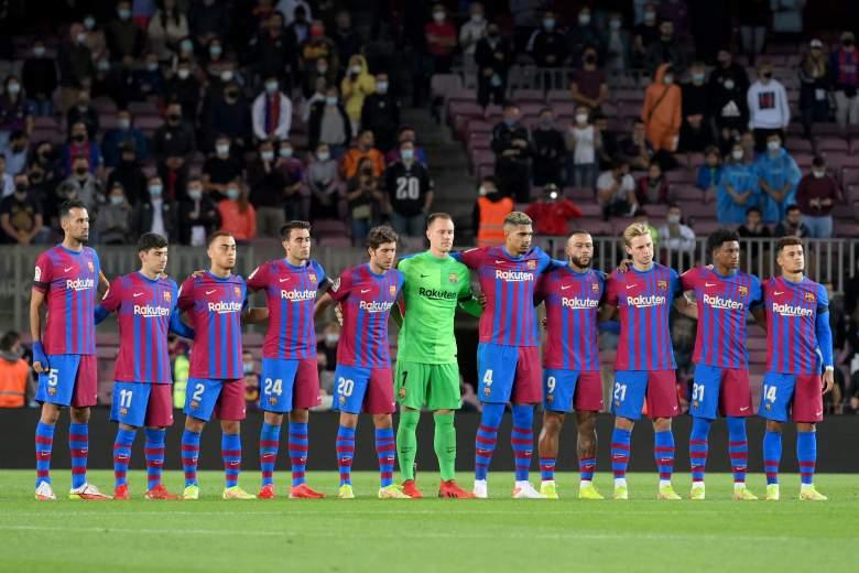 Barcelona vs Levante.
