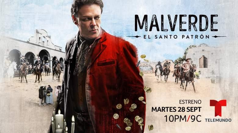 """""""Malverde, El Santo Patrón"""": Fecha y Hora de estreno"""