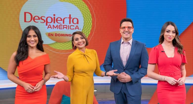"""""""Despierta América"""" se transmitirá todos los domingos: Fecha y Hora"""