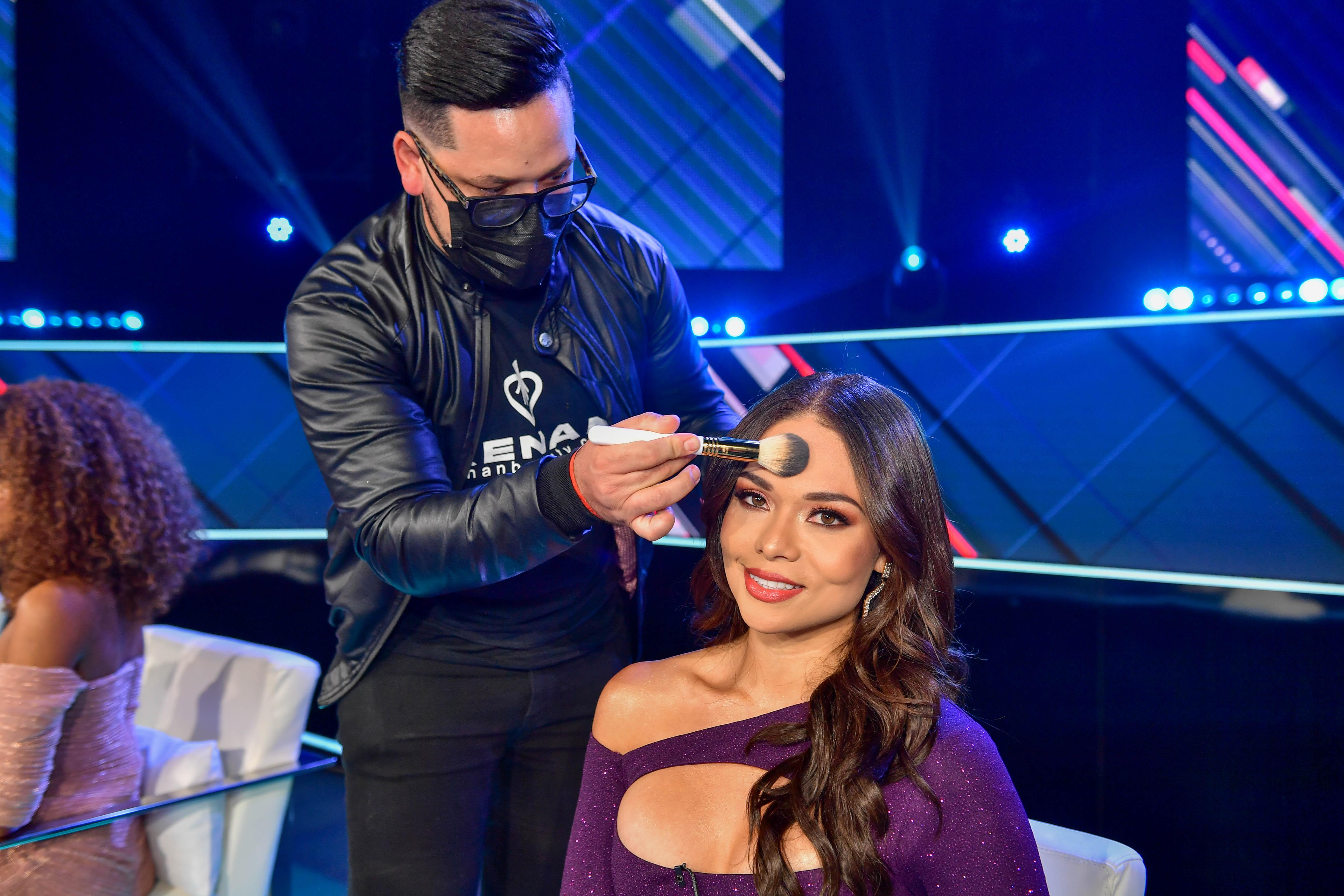Photos of Sirey Moran in Nuestra Belleza Latina