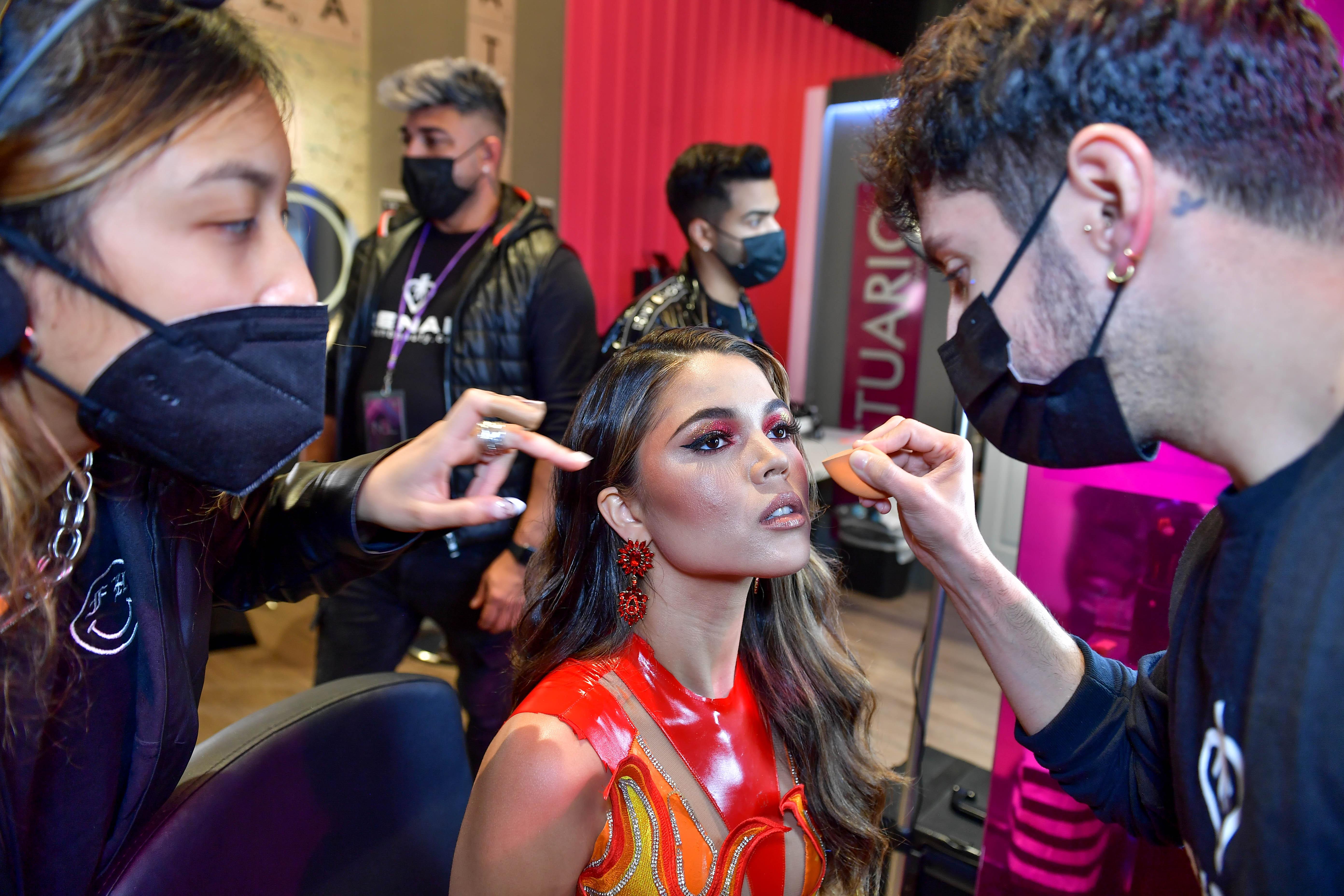 Photos of Raishmar Carrillo in Nuestra Belleza Latina